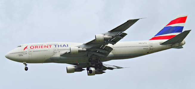 Orient Thai Airlines